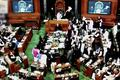 Parliament as it happened: Both houses adjourned amid protests by Opposition