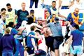Euro 2016: Russians fans were trained killers, says Ukraine president