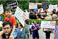1,500 homebuyers protest against Jaypee