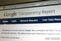 Google Transparency Report Says FBI Monitoring Web for Terrorist Activity