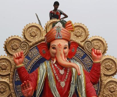Bappa Morya! Share YOUR favourite Ganesha photos with us