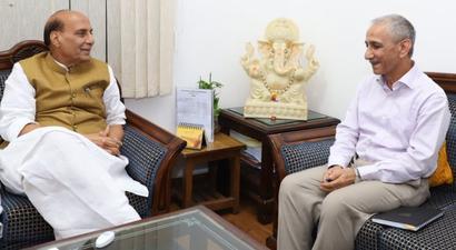 It's like homecoming: Ex-IB boss on new Kashmir role