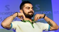 Virat Kohli wants to be fit even after retirement