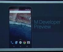 Google announces Android M features at I/O 2015