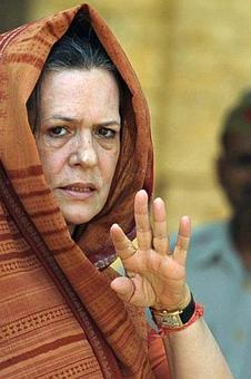 Sonia breaks silence, says won't reply to those with narrow mindset