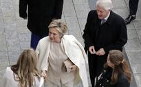 60 Democrat Leaders Skipped Trump's Swearing-In. Not Hillary Clinton