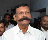 Selvaganapathy convicted for AIADMK era cremation shed scam