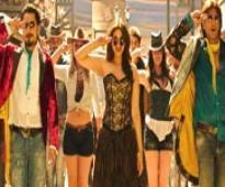 'Kil Dil' stars launches track 'Nakhriley' in Mumbai