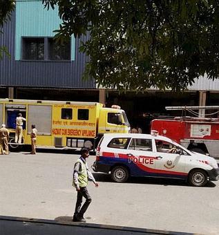NO leak of radioactive substance at Delhi airport, say authorities