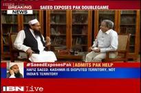 Pakistan and Jamaat-ud-Dawa help Kashmiris and we call it jihad, says 26/11 planner Hafiz Saeed