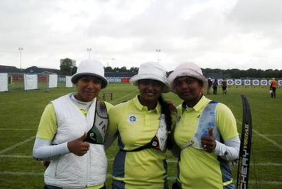 Indian women archers qualify for Rio Olympics, men's team fail