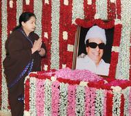 Jaya 'Raaj' Back in Tamil Nadu
