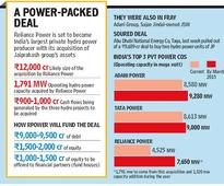 Reliance Power buys hydro power portfolio of Jaypee