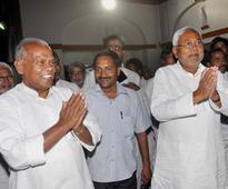 Bihar CM Manjhi denies 'differences' with JDU leader Nitish Kumar