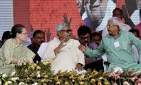 Nitish Kumar, Sonia Gandhi should explain stand on Lalu's beef remark: BJP