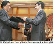 Govt of IndiaNSCN IM sign peace accord Details of the pact yet to be made public NSCN IM lauds Modi Govt UNC welcomes accord