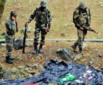 4 Army personnel, 1 militant killed in north Kashmir encounters