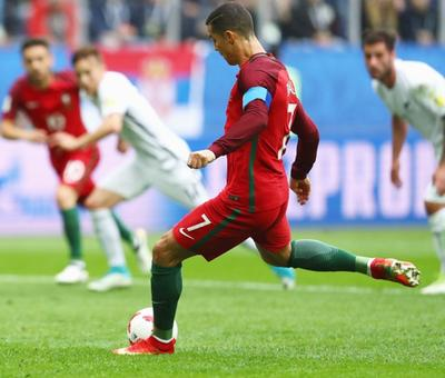 Confederations Cup: Ronaldo sets Portugal on way to semis; Mexico oust Russia