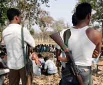 Security forces gun down woman Naxal in Chhattisgarh