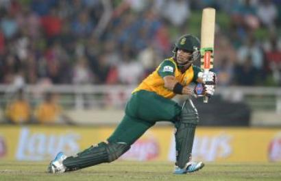Injury rules Duminy out of Champions League T20