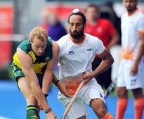 Sardar Singh Suspended For Men's Hockey Semifinal Clash vs New Zealand in Glasgow