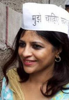 Shazia Ilmi says 'never agreed' to contest against Sonia