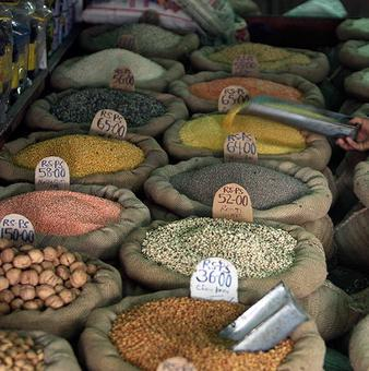 Pulses costlier by up to 64% in one year