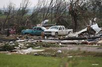 United States: Tornadoes hit central states