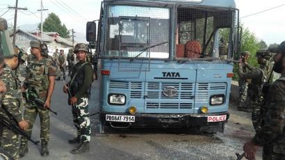 Pampore attack: CRPF denies security lapses