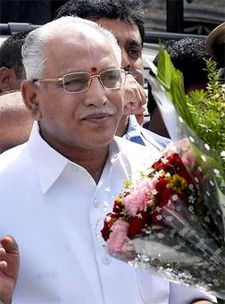 LS polls: BJP to field Yeddyurappa from Shimoga