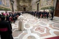 EU risks dying, needs new vigour and passion, says Pope Francis