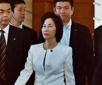 Second Woman Cabinet Minister Resigns: Japan PM
