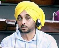 Parliament video row: AAP defends Bhagwant Mann