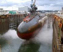 Accident at nuclear submarine construction site in Visakhapatnam, 1 dead