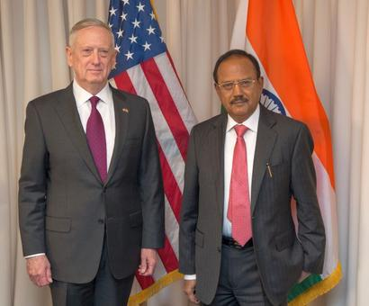 NSA Doval meets US Defense Secy, reaffirms Indo-US ties
