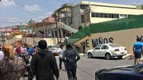 Mexicans turn to church as earthquake death toll rises to 320