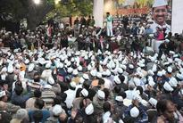 Aam Aadmi party gets ready for fresh elections