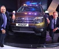 Renault India to increase car price by up to 2.5% wef January 2015