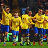 Aaron Ramsey not giving up on Arsenal double hopes just yet