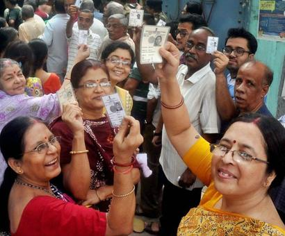 All eyes on Nandigram as Bengal votes in final phase of polls