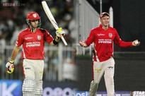 Kings XI Punjab's M-factor: Maxwell and Miller