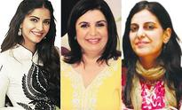 Women's Day special: Sonam Kapoor, Shilpa Rao, others are top girls of Bollywood