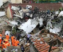 Taiwan plane crash: Officials defend flight clearance