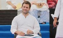 Rahul Gandhi, Shivraj Singh Chauhan Visit Sushma Swaraj