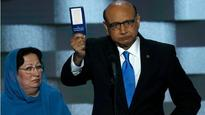 Slain US soldier Humayun Khan's father to campaign for Hillary Clinton