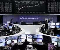 Stocks rise, biotechs rebound; oil snaps 3-day rally