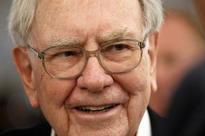 Warren Buffett says Berkshire has