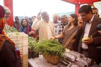 Maneka Gandhi opens Saattvik food festival in Ahmedabad, bats for organic farming