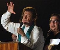 Pakistan live: Imran Khan, Tahir-ul-Qadri booked for terrorism
