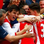 EPL 2015: Walcott, Wilshire help Arsenal gun down West Brom